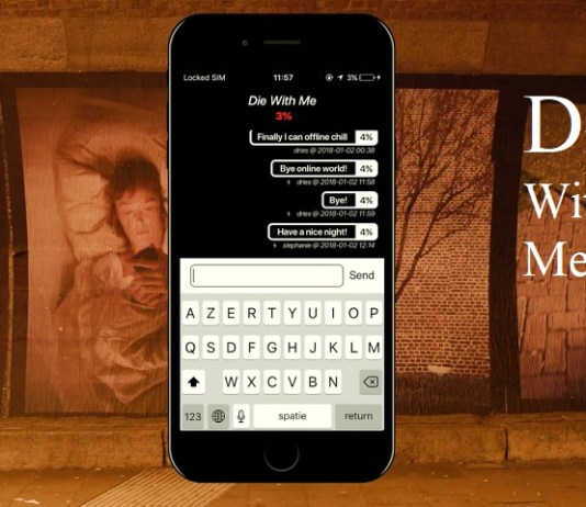 Die With Me App Review