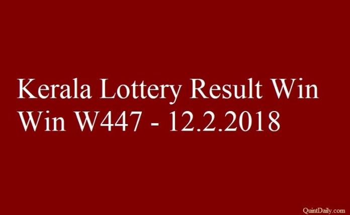 Win Win W447