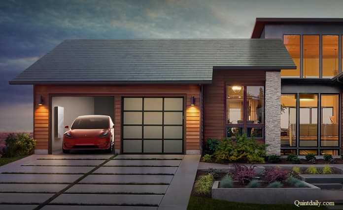 Tesla Home Depot - Roof Protection #Teslahomedepot #Teslasolar quintdaily.com