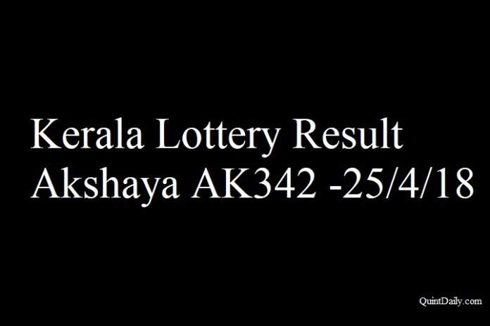 Akshaya AK342