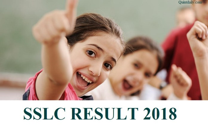 SSLC Result2018