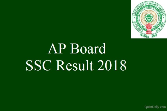 AP SSC Result 2018