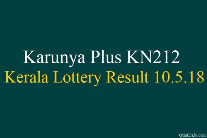 Karunya Plus KN212