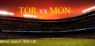 TOR vs MON Match Prediction Live Score Results #TORvsMON #Cricket