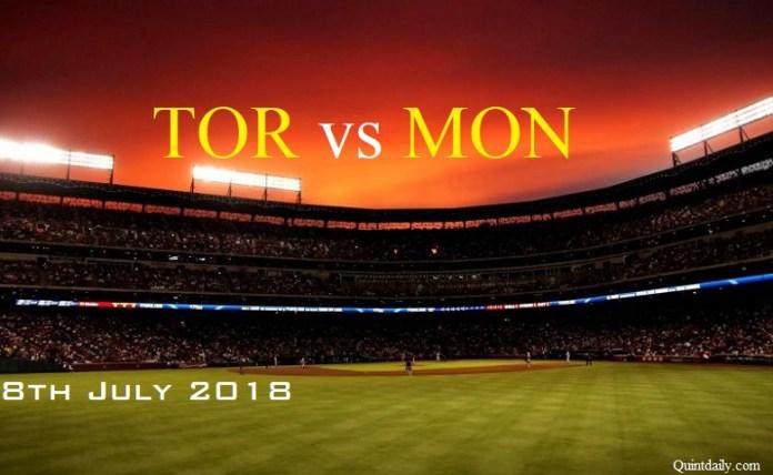 TOR vs MON Match Prediction Live Score Results #TORvsMON #Cricket