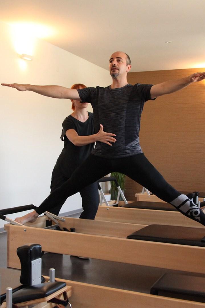 Pilates Sportifs de Haut Niveua