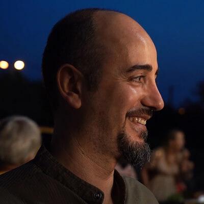 Professeur Sébastien