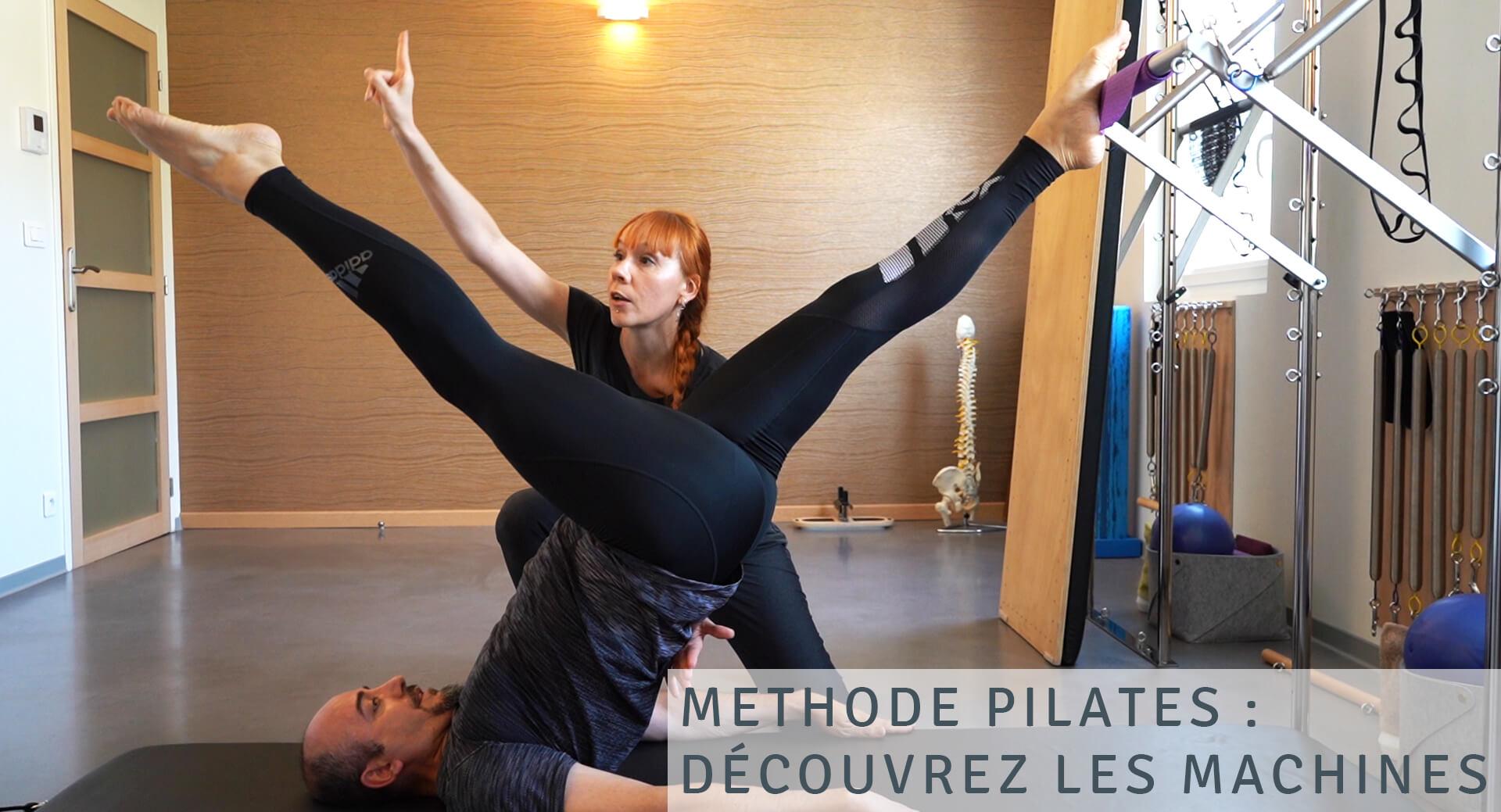 Decouvrez les Machines Méthode Pilates