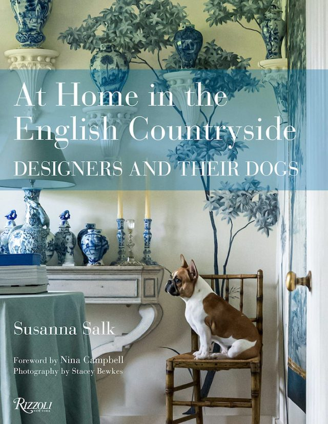 At Home in the English Countryside- Designers and Their Dogs via Quintessence