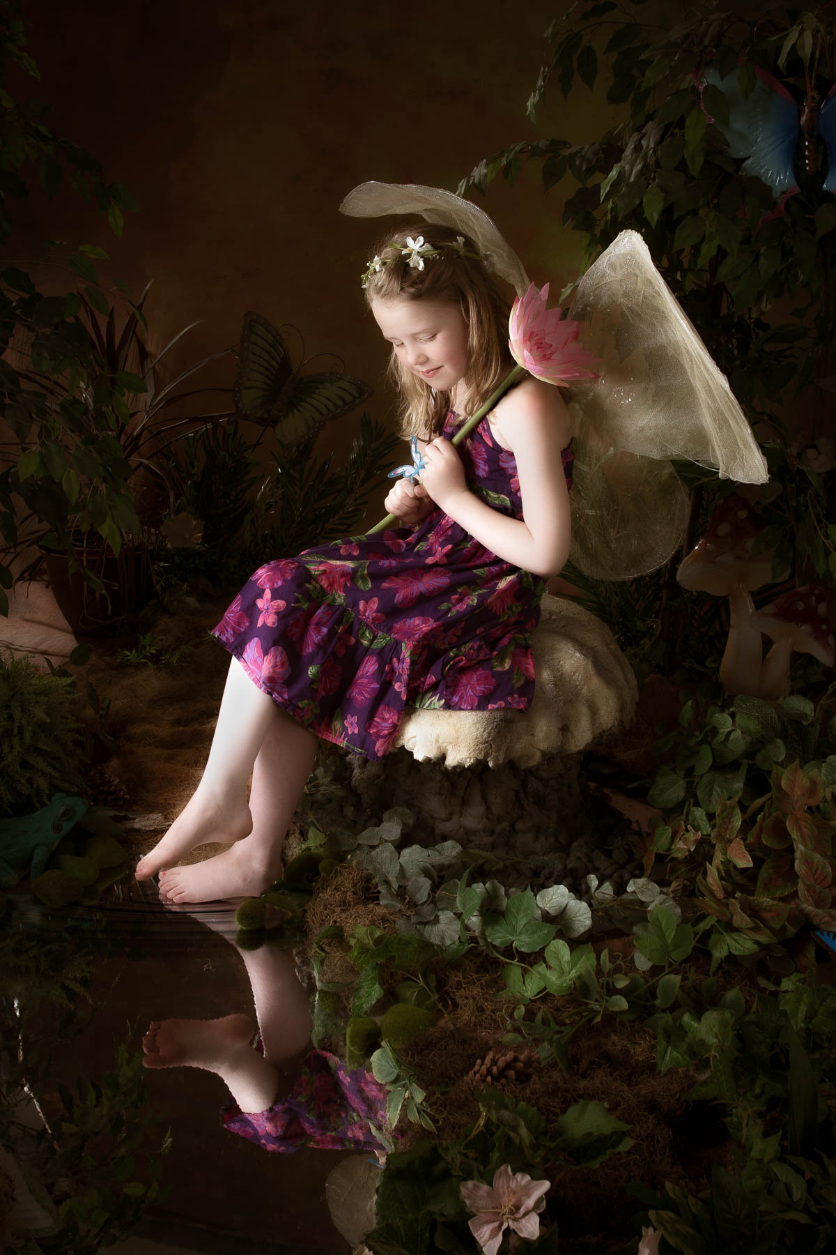 Quinte Portrait Studio 187 Fairy Portraits