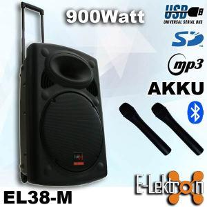 E-lektron EL-38 M