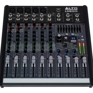 Alto Live 802