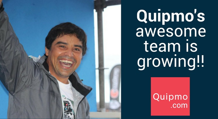 Quipmo's Awesome Team is Growing!!!