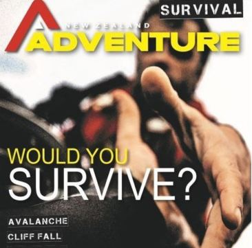 Adventure Magazine NZ