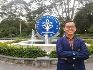Yuk Kenalan dengan Kak Ridho, Alumni Quipper Video yang Lulus UN dan Diterima di IPB!