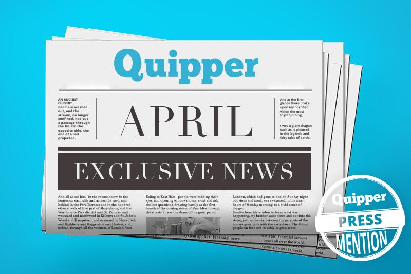 April Press Mention