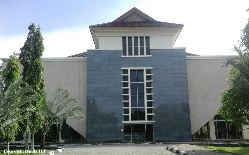 Gedung AAC Dayan Dawood Unsyiah