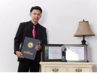 Randy, Alumni Universitas Maritim Raja Ali Haji yang Berprestasi dan Menginspirasi!