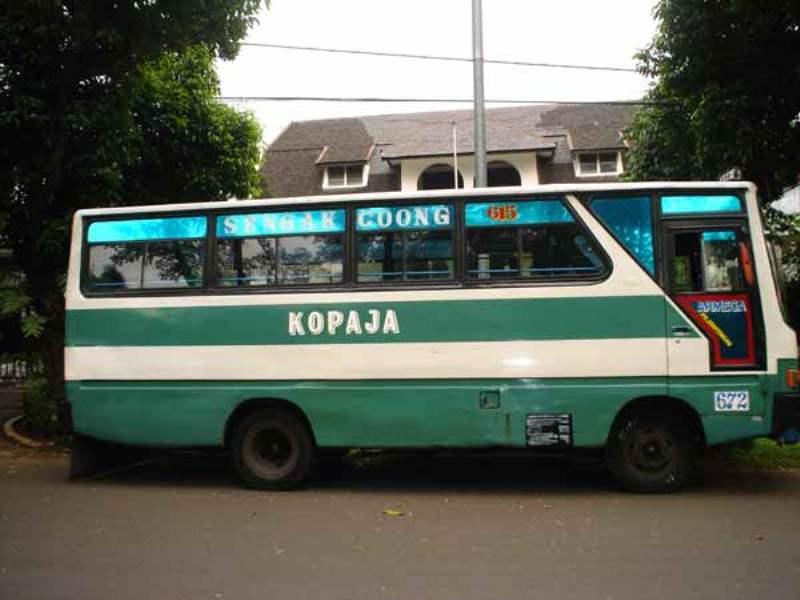 Mudahnya Menemukan Transportasi Umum di UPN Veteran Jakarta
