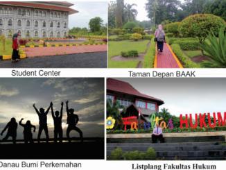 6 Fasilitas Universitas Sriwijaya yang akan Membuatmu Betah Kuliah