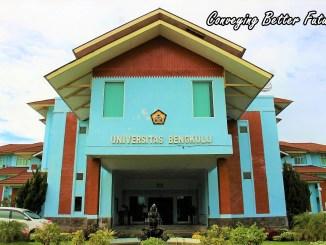 Ini Dia Daftar Lengkap Fakultas dan Pilihan Jurusan di Universitas Bengkulu