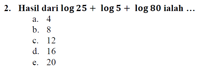 Yuk Pelajari 7 Soal Logaritma Dan Pembahasannya Ini Agar Kamu Semakin Pintar Matematika