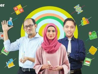 4 Guru Kekinian Yang Bisa Bikin Lulus Ujian - Cover