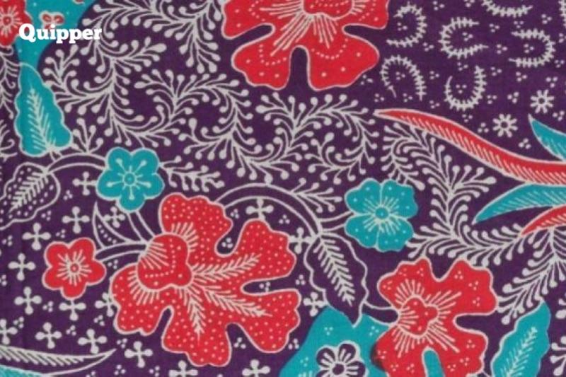 71 Gambar Batik Mudah Serta Warna Paling Bagus