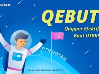 QEBUT dengan Paket 2 Bulan Quipper Video & Quipper Video Masterclass!