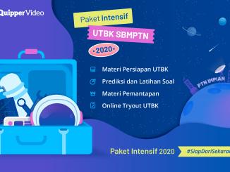 Paket Intensif SBMPTN 2020