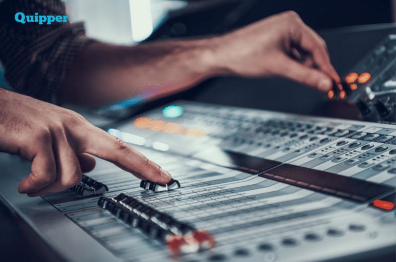 audio di industri film