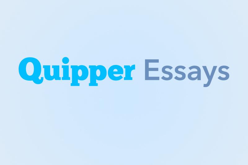 Quipper Essays