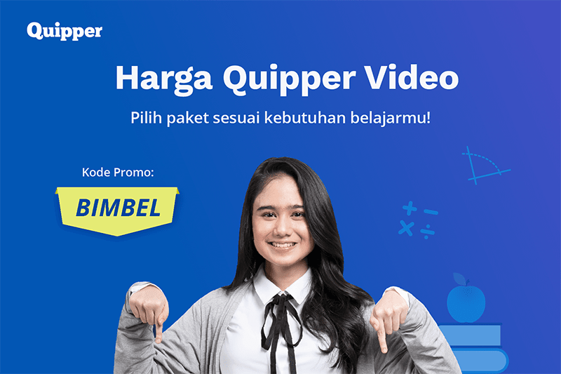 Harga Quipper Video Terbaru