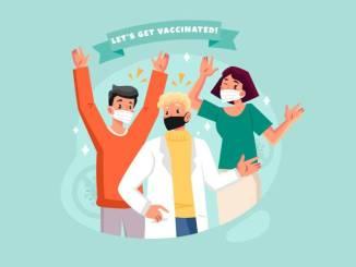 cara daftar vaksin