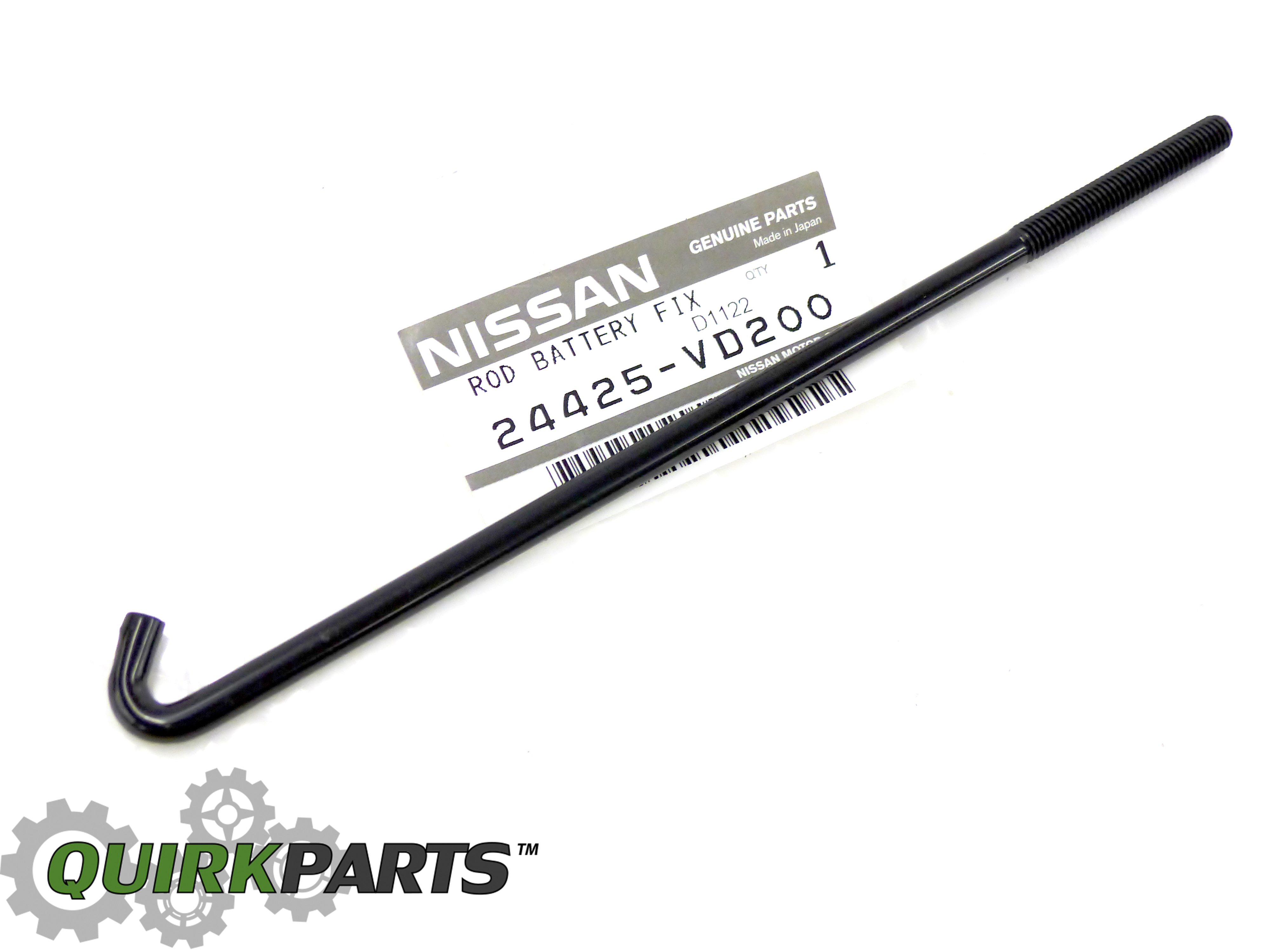 New Nissan Battery Hold Down Bolt Rod Oem