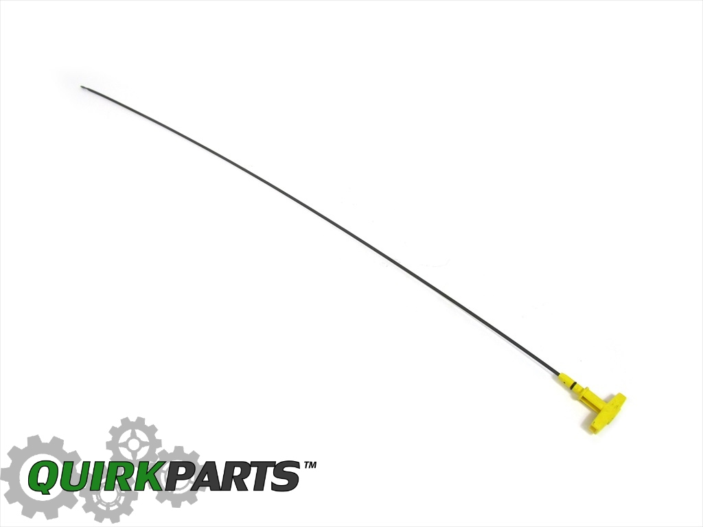 97 98 Jeep Grand Cherokee 5 2 5 9 V8 Engine Oil Indicator Dipstick Mopar Genuine