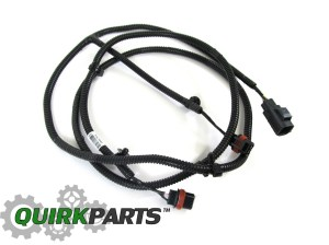 20092012 DODGE RAM 1500 FOG LAMP LIGHT JUMPER WIRING