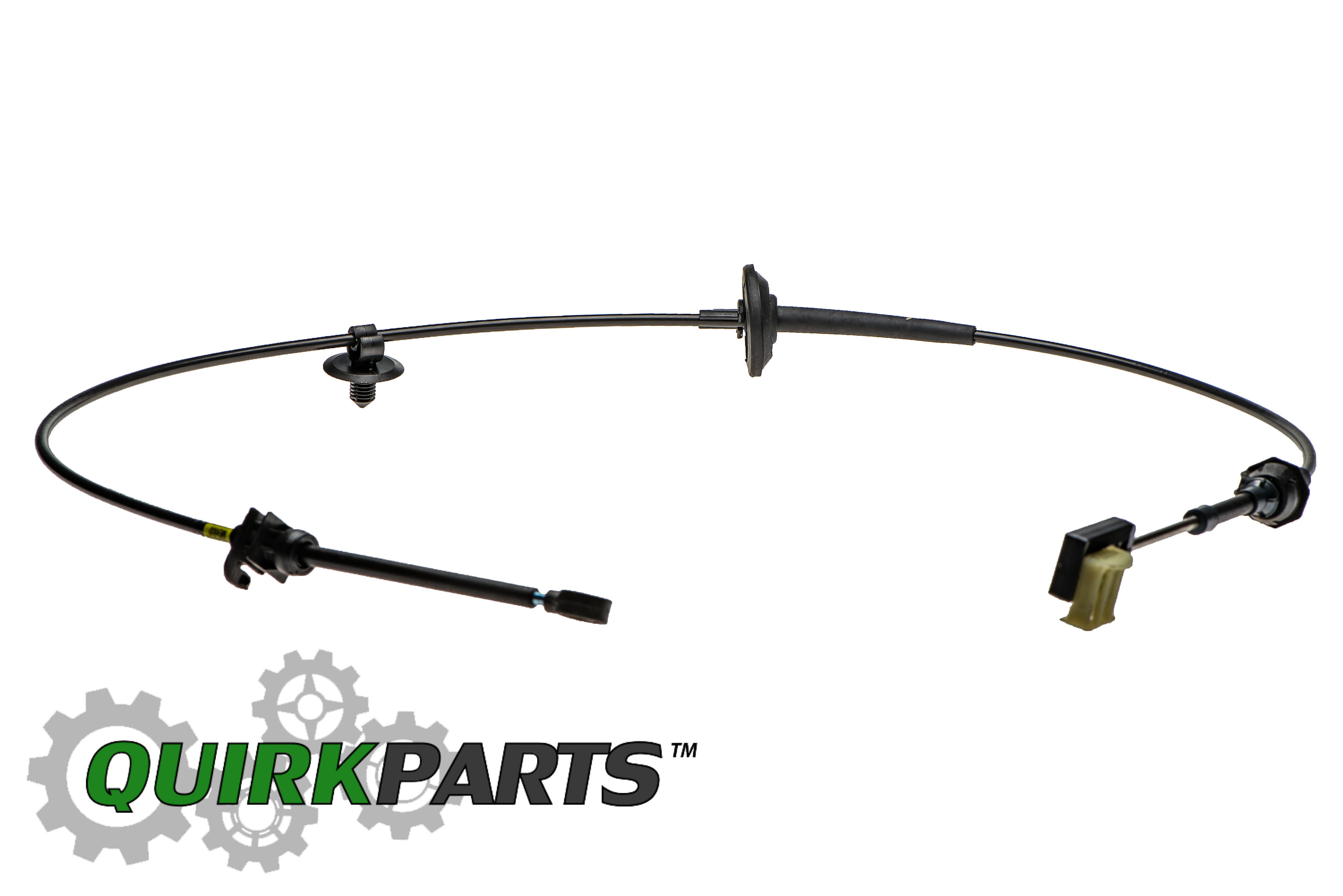 How To Install Ford F350 Shift Cable