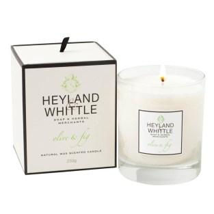 Image of Heyland & Whittle candle
