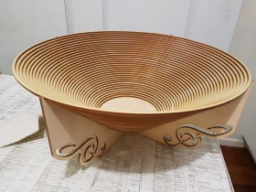 33 layer fruit bowl (special commission)