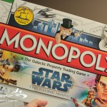 Monopoly Star Wars The Clone Wars game - board games