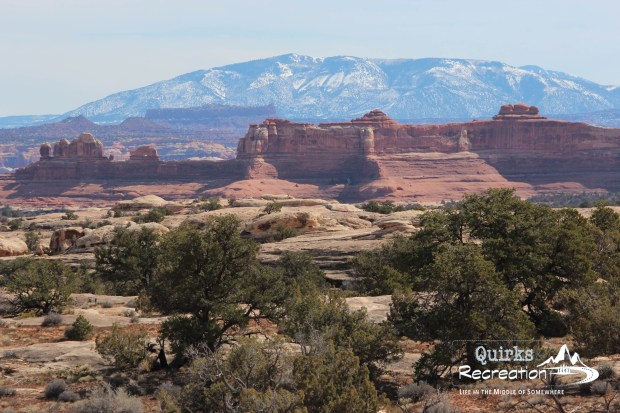 Needles District - Canyonlands National Park