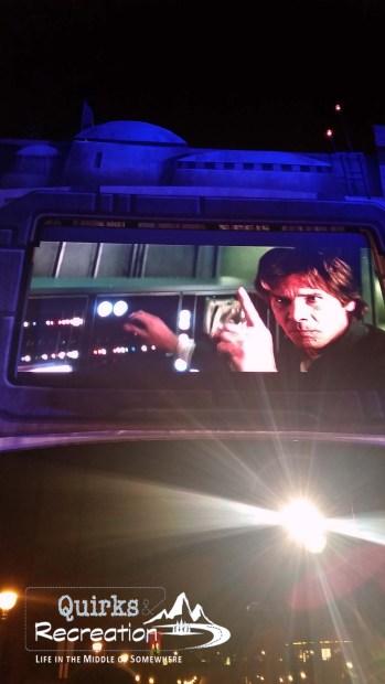 star wars trailer starting line run Disney