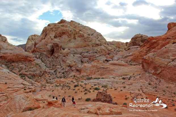 White Dome Trail - Valley of Fire State Park, Nevada