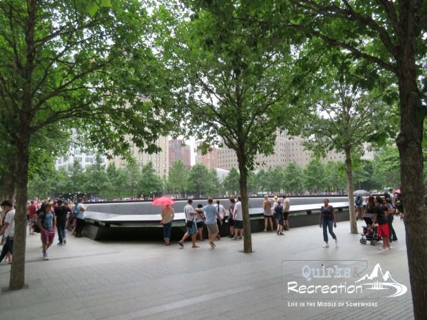 Sept. 11 memorial NYC