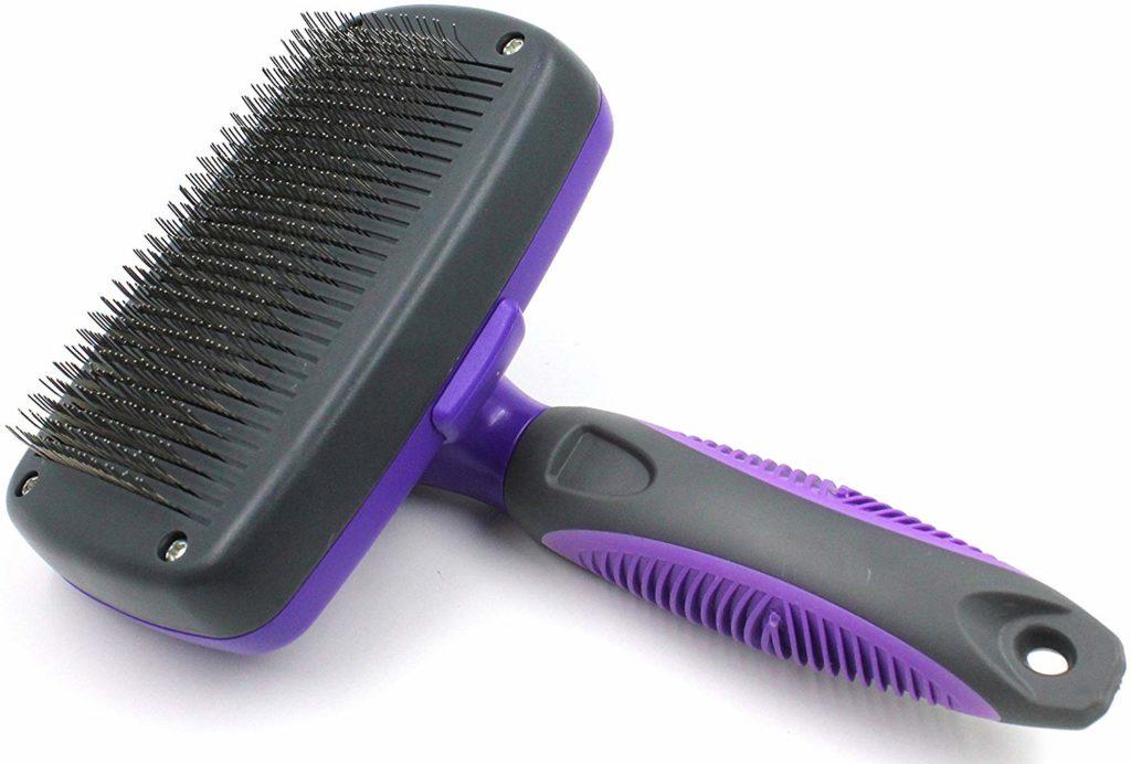 hertzgo self cleaning brush