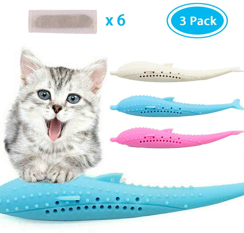 product pic toy fish toothbrush