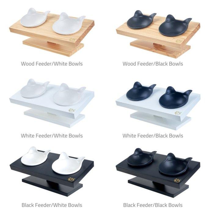 cat bowl colors choices