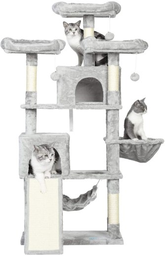 top cat tower