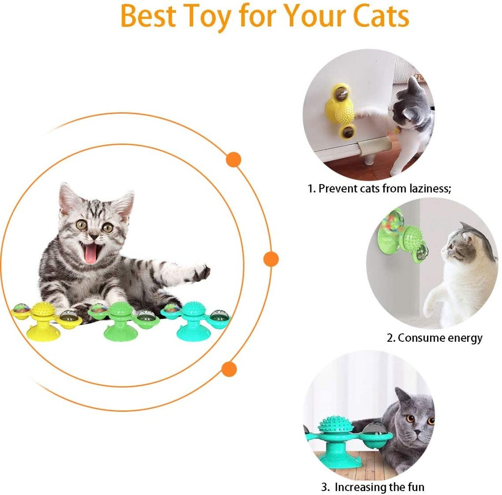 best toy for your cats